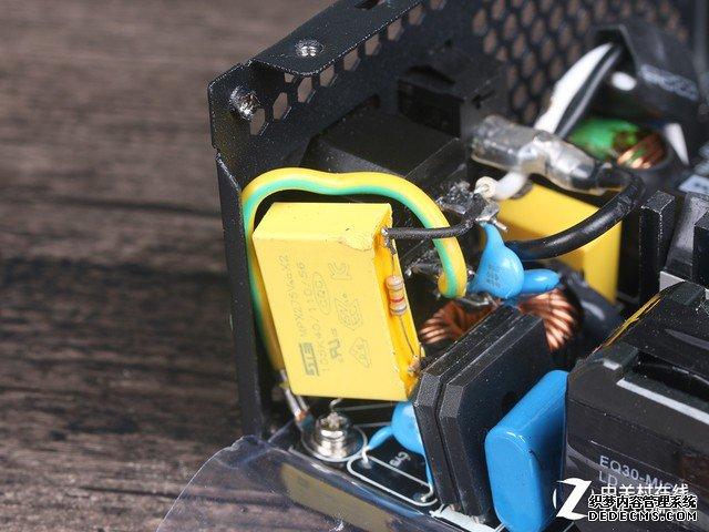 全模组的金牌SFX 鑫谷M600G电源评测