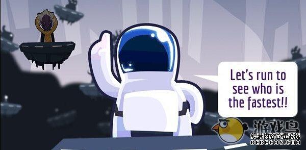 七杀变态sf游戏评测 胖星人太空畅游跑酷