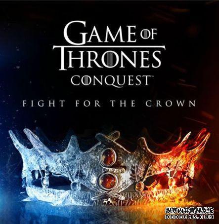 凛冬将至 手游《权力的游戏:征服》即将发售