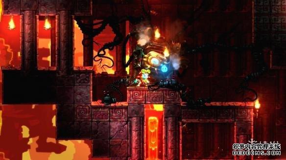 《蒸汽世界:挖掘2》Switch发售日公布 全新预告放送