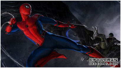 扒皮蜘蛛侠 早年间竟是和奥特曼一样打小怪兽的?