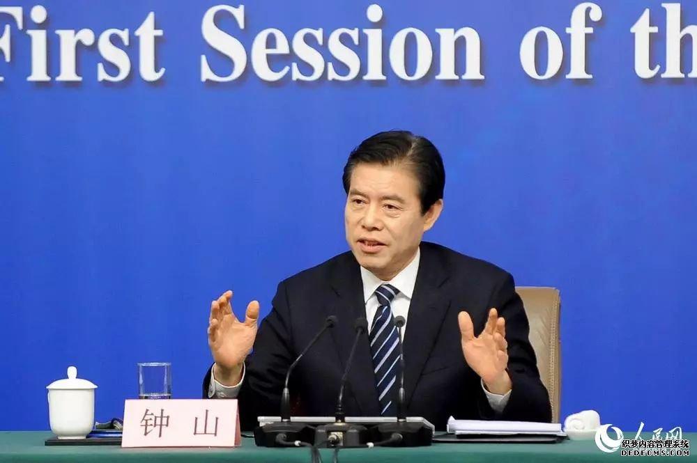 商务部长:若美对华变态七杀传奇私服出口管制放宽 对华逆差可减35%
